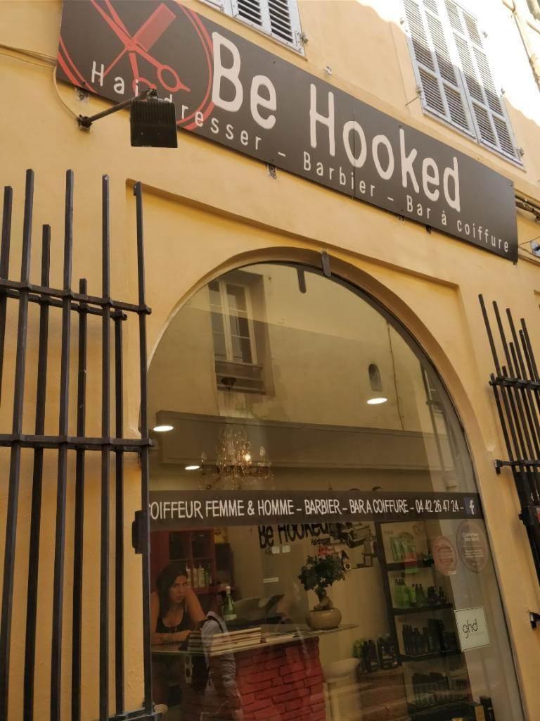 Be hooked coiffeur 30 rue lieutaud 13080 aix en for Franck provost salon de provence