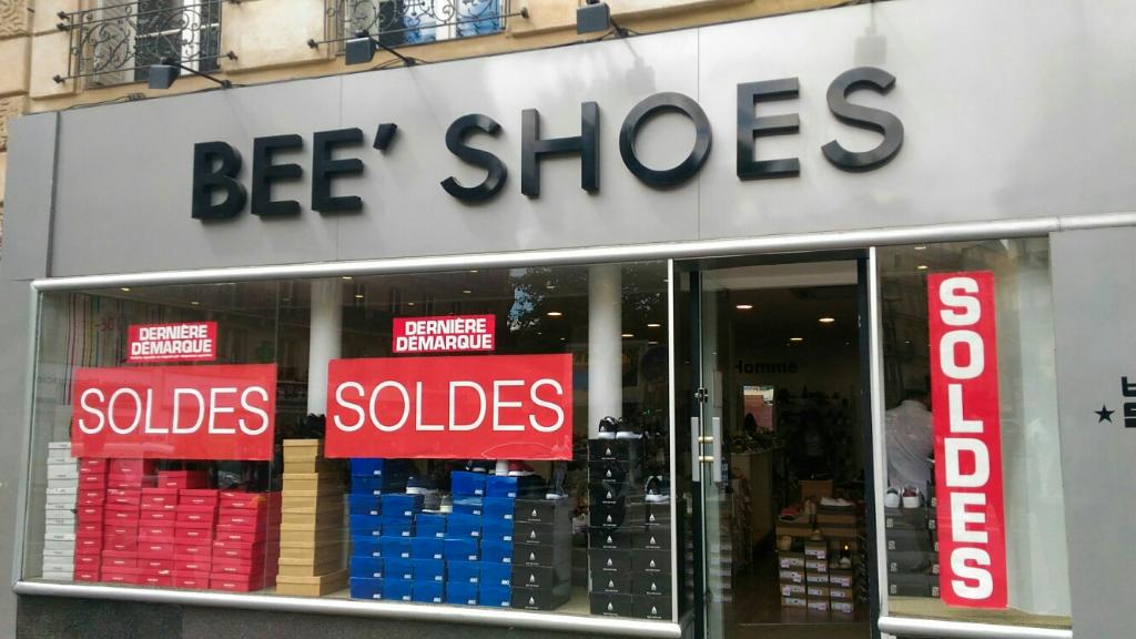 127 Fayette La 75010 Bee'shoes Paris Rue Adresse Chaussures I7wqqt5