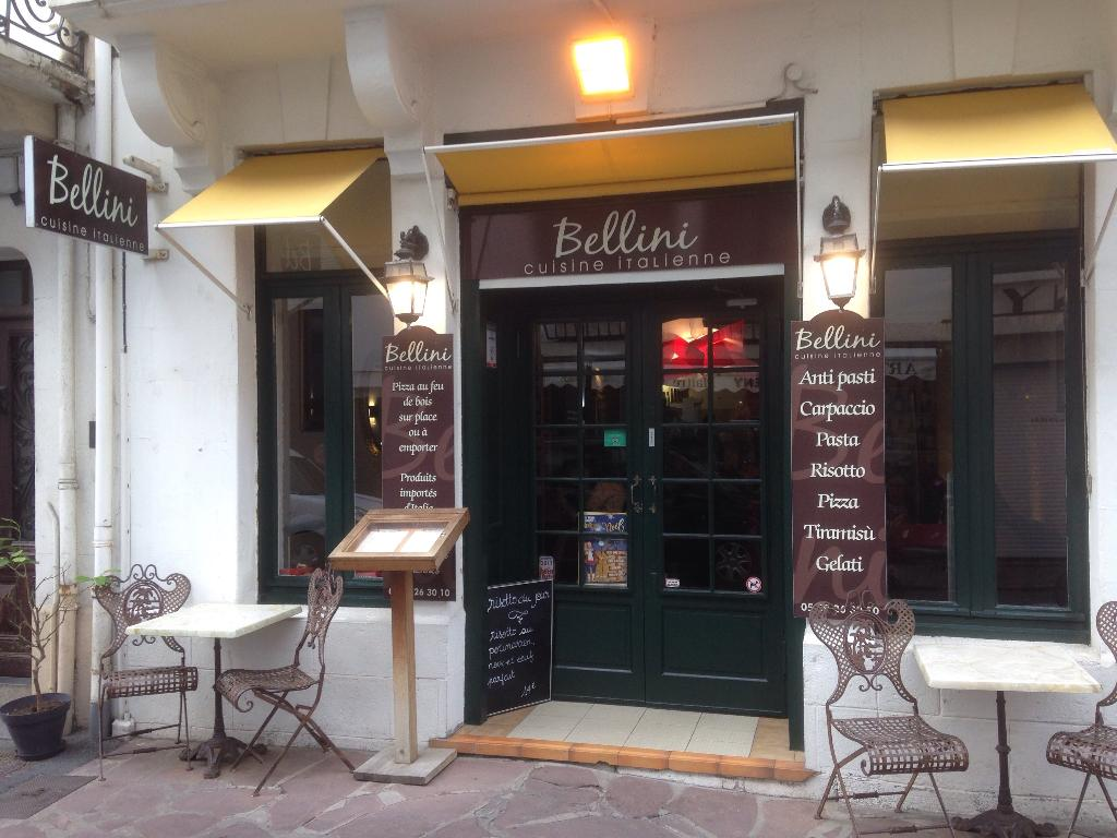 Restaurant Bellini Saint Jean De Luz