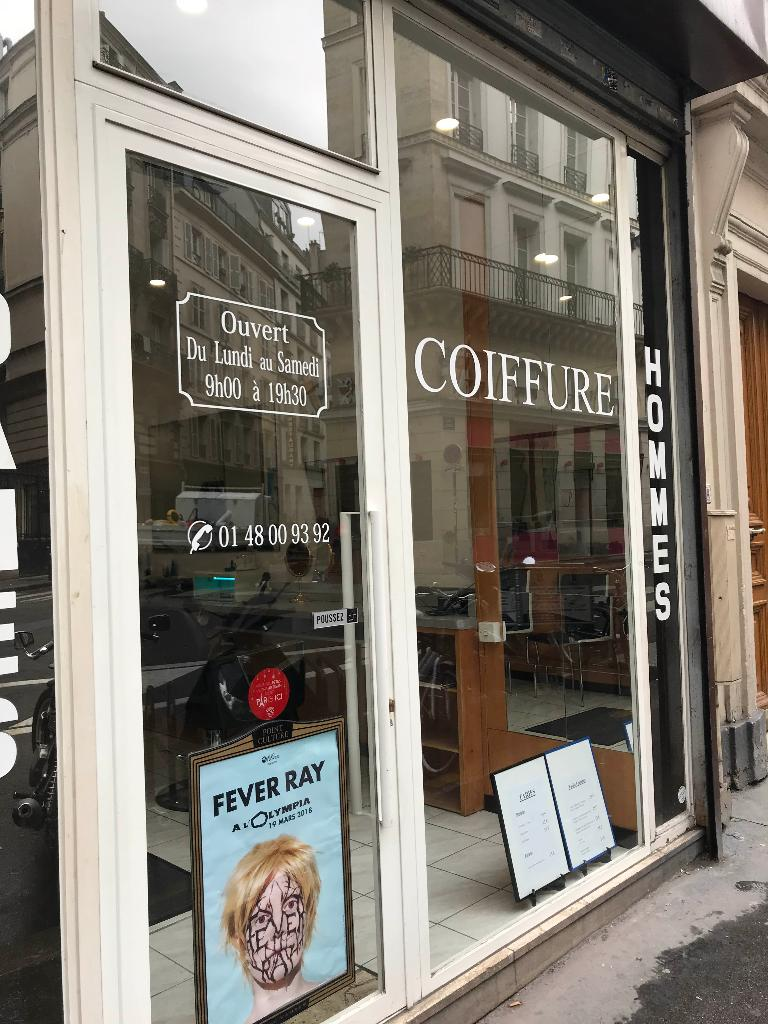 Benkhlifa Lakhdar - Coiffeur 1 rue Bleue 75009 Paris - Adresse Horaire