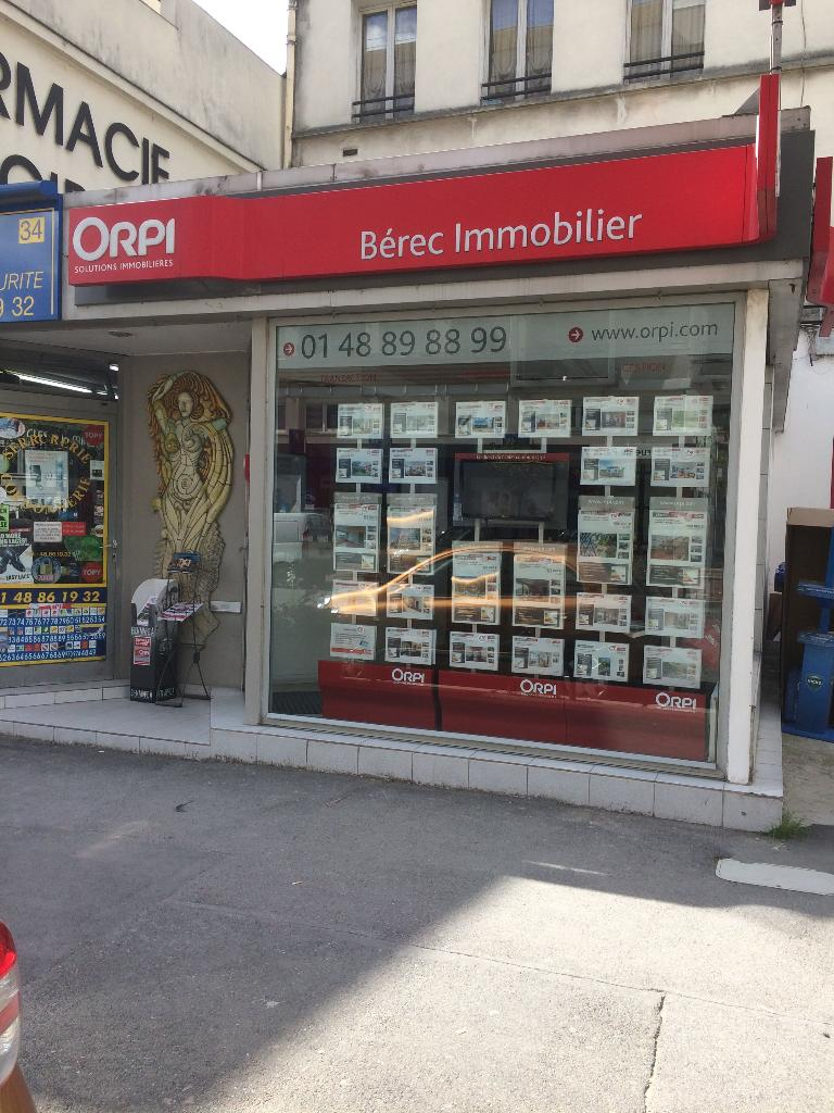 Berec immobilier agence immobili re 34 rue de paris for Agence immobiliere 34