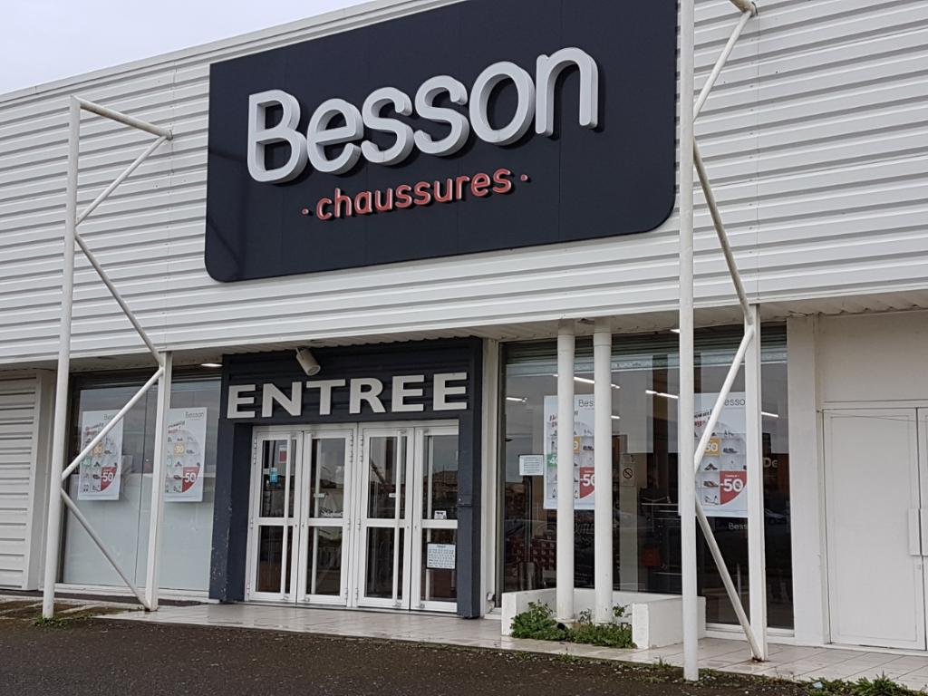 363e5a07cbc474 Besson Chaussures, 2305 av Résistance, 40990 Saint Paul lès Dax - Magasin  de chaussures (adresse, horaires, avis)