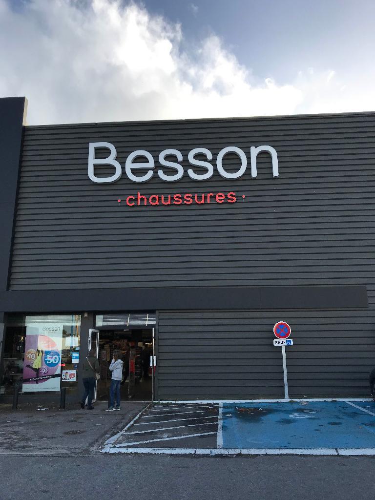 9a2b5cc4e22e6 Besson Chaussures