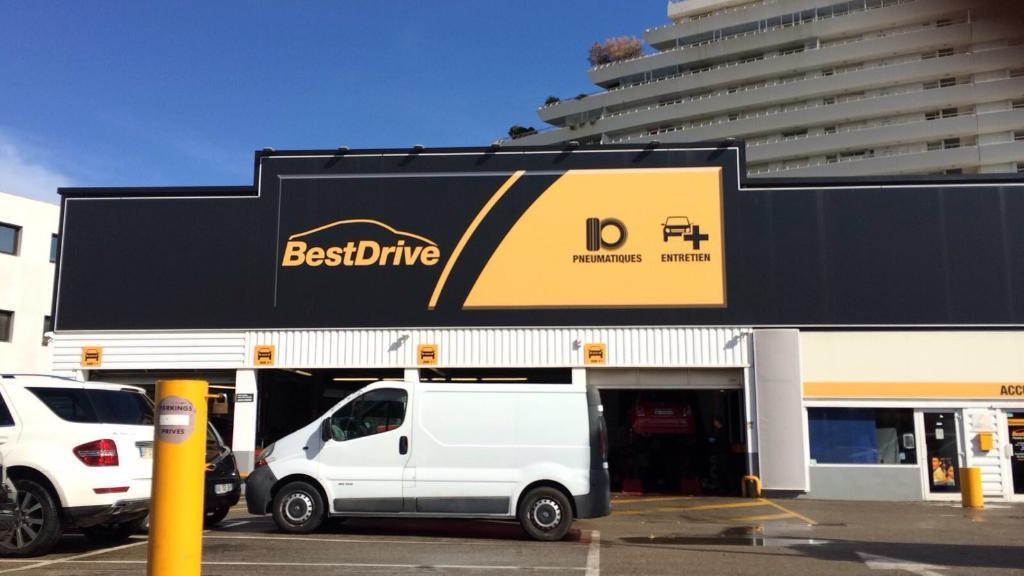 Bestdrive vente et montage de pneus 1803 route - Top office villeneuve d ascq horaires ...