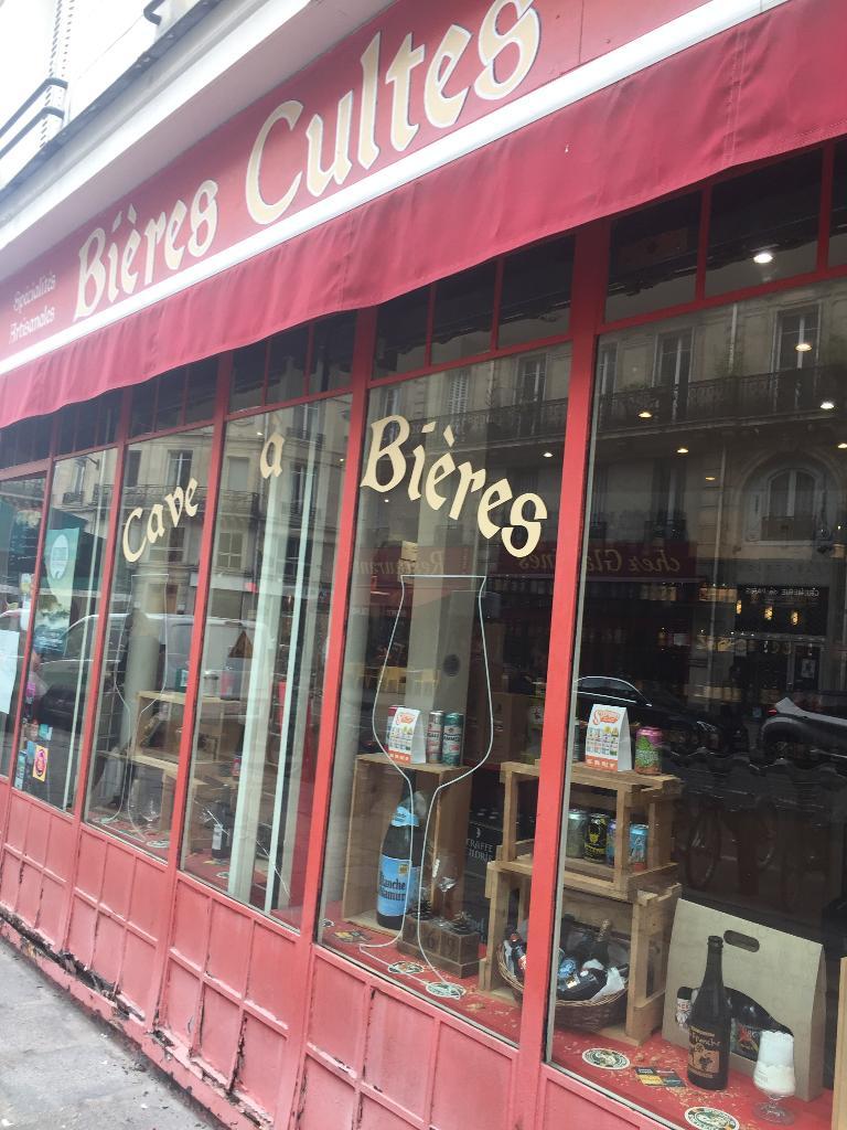 bieres cultes caviste 14 rue des halles 75001 paris. Black Bedroom Furniture Sets. Home Design Ideas