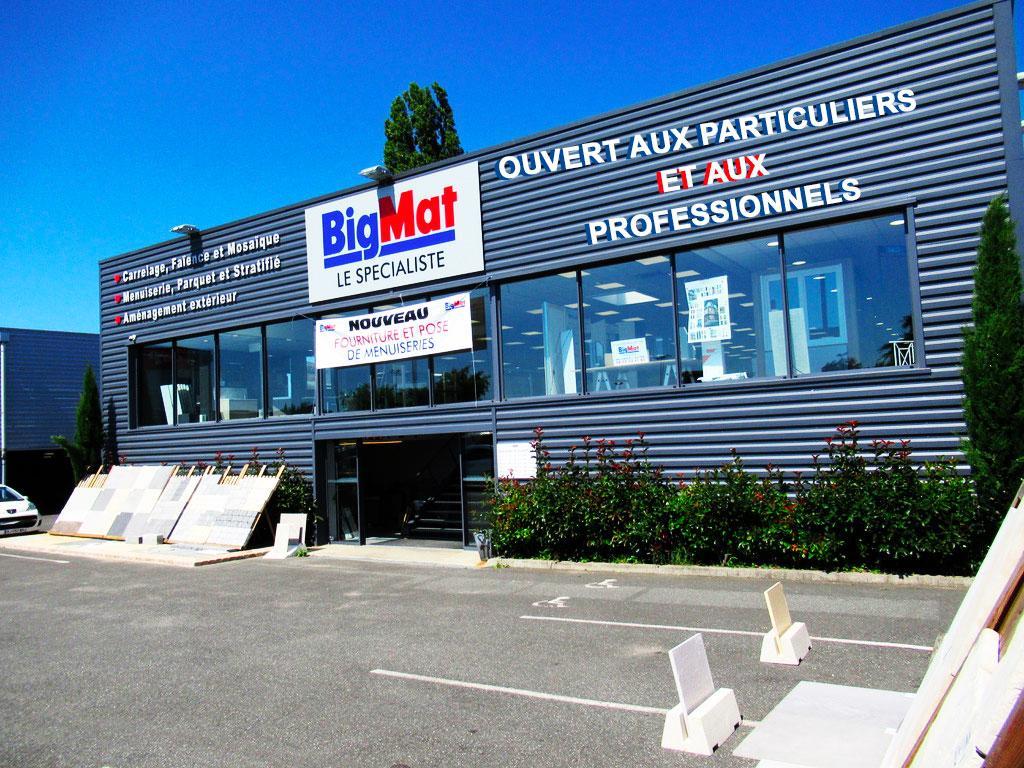 Bigmat Etellin 7 R Rhin Et Danube 03700 Bellerive Sur Allier