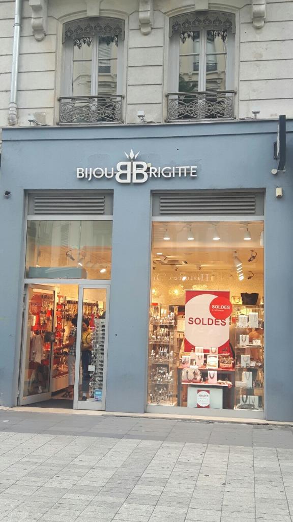 Bien-aimé Bijou Brigitte - Bijouterie fantaisie, 30 rue de la République  GQ14