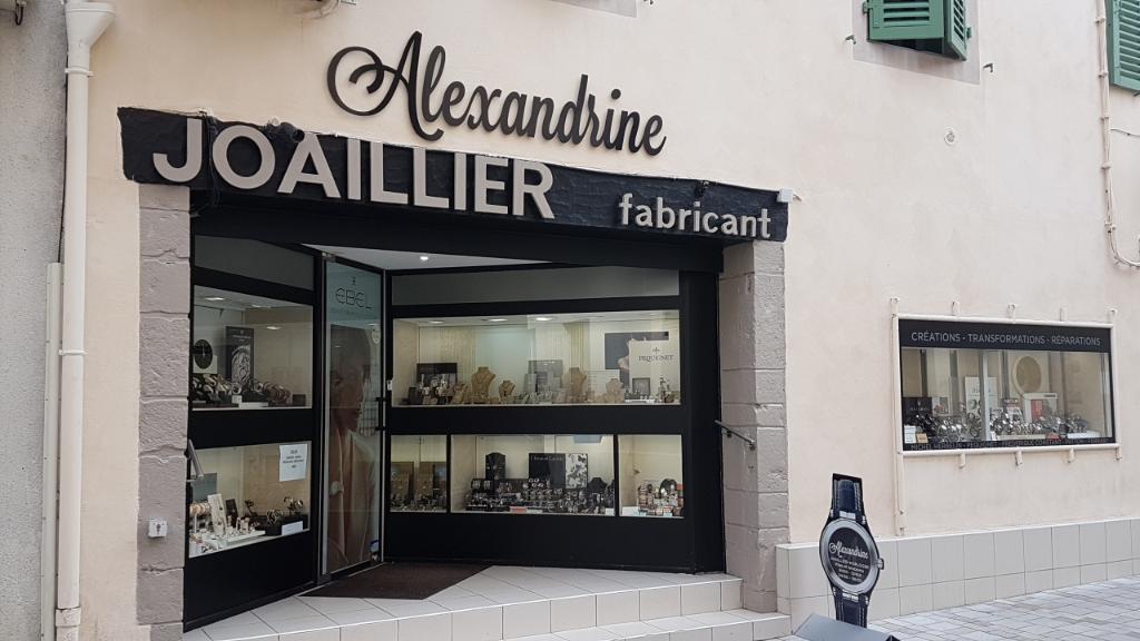 bijouterie alexandrine bijoux 15 rue p nitents 40100. Black Bedroom Furniture Sets. Home Design Ideas