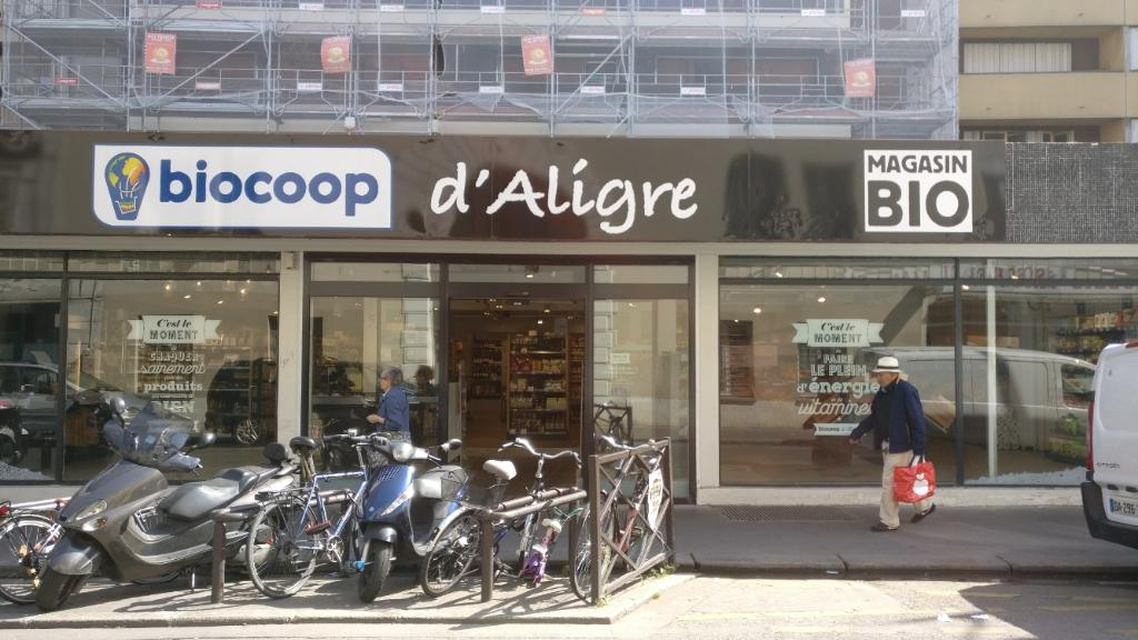 Biocoop Aligre