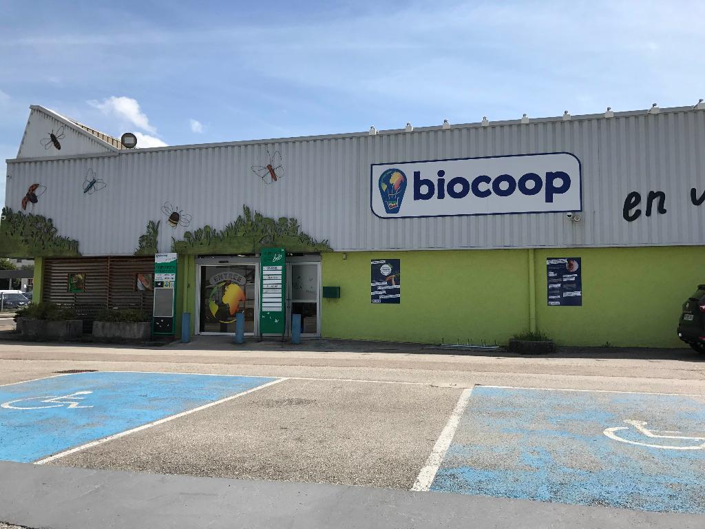 Restaurant biocoop en vie bio restaurant 22 avenue for Horaire piscine lons le saunier
