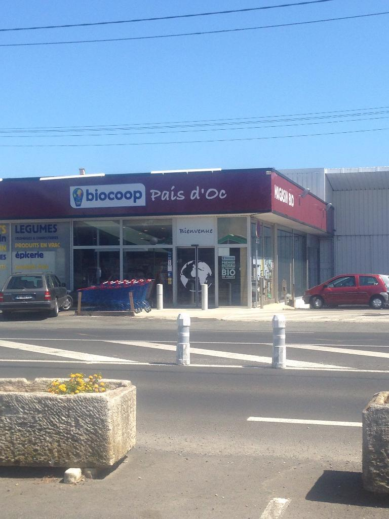 biocoop pais d oc magasin bio 150 route de p zenas 34500 b ziers adresse horaire. Black Bedroom Furniture Sets. Home Design Ideas
