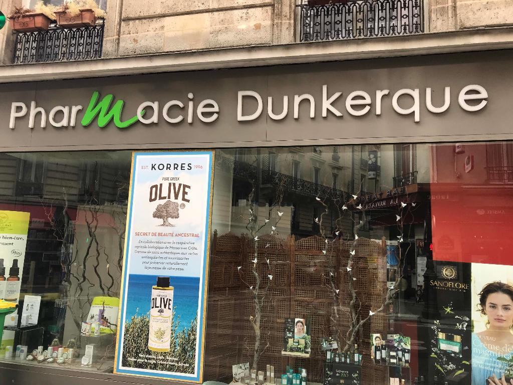 Pharmacie de dunkerque pharmacie 51 rue dunkerque 75009 for Horaire castorama dunkerque