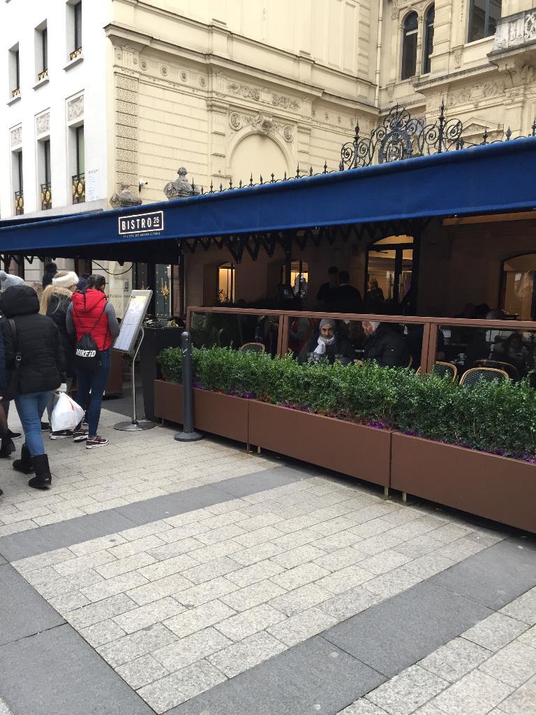 bistro 25 paris - restaurant (adresse, horaires, menu)