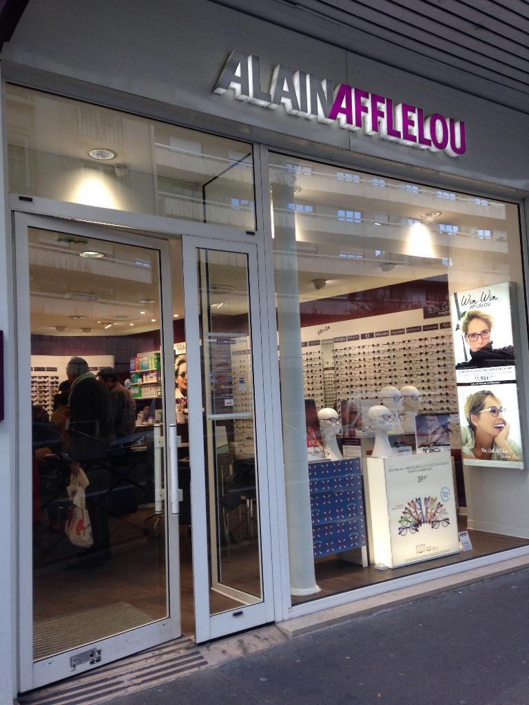 Alain Afflelou, 357 r Vaugirard, 75015 Paris - Opticien (adresse, avis) d0cfebf7222d