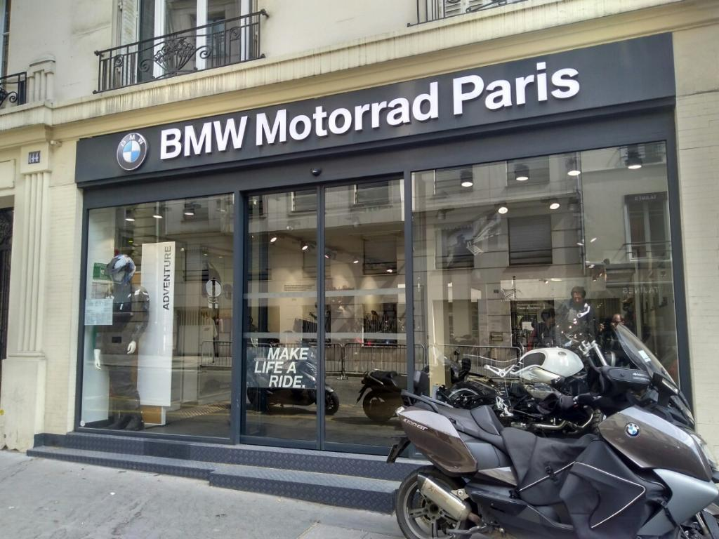 bmw motorrad agent concessionnaire motos et scooters 144 rue de tocqueville 75017 paris. Black Bedroom Furniture Sets. Home Design Ideas