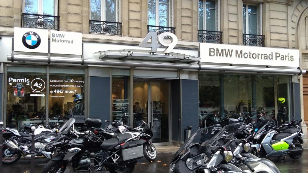 bmw motorrad agent concessionnaire motos et scooters 49 avenue de la grande arm e 75016 paris. Black Bedroom Furniture Sets. Home Design Ideas