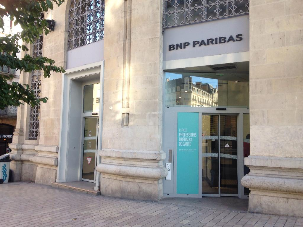 Centre d'affaire bnp paris