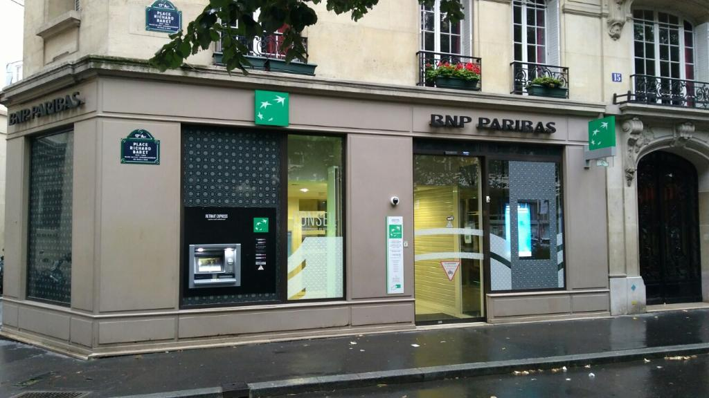 bnp paribas banque 15 rue des batignolles 75017 paris adresse horaire. Black Bedroom Furniture Sets. Home Design Ideas