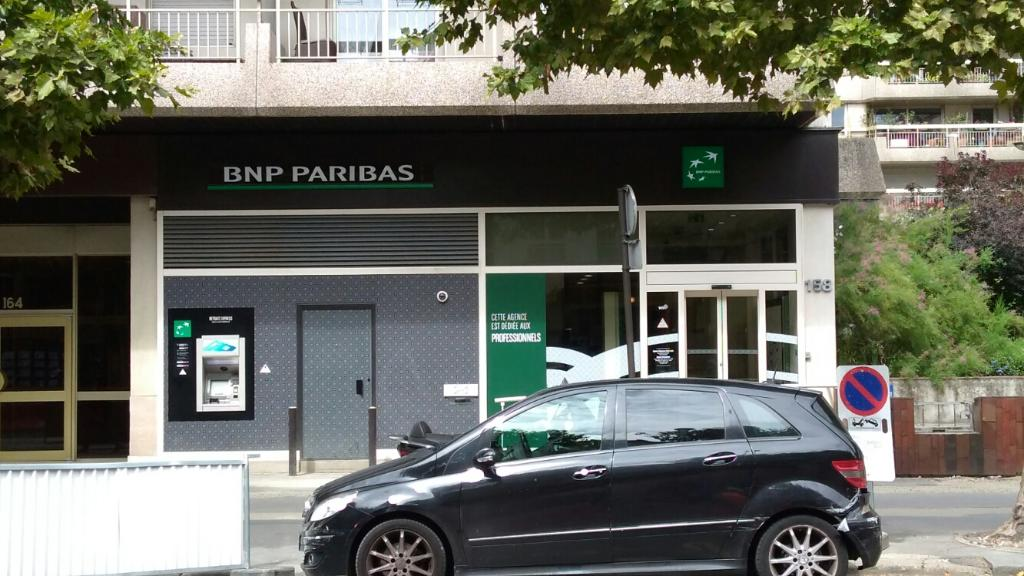 bnp paribas banque 158 rue fontenay 94300 vincennes adresse horaire. Black Bedroom Furniture Sets. Home Design Ideas