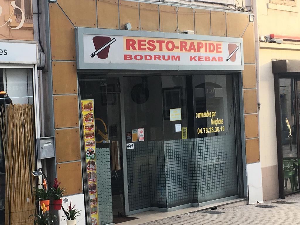 Bodrum Restaurant Bis Rue Jean Moulin Caluireetcuire - Rue de la cuisine caluire