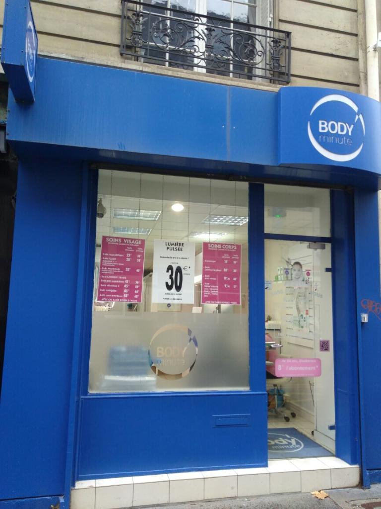 body 39 minute institut de beaut 78 rue saint maur 75011 paris adresse horaire. Black Bedroom Furniture Sets. Home Design Ideas