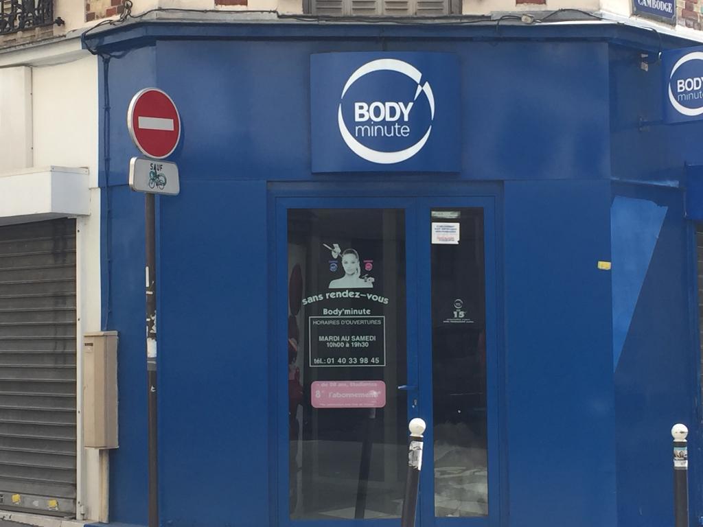 body minute institut de beaut 60 rue orfila 75020 paris adresse horaire. Black Bedroom Furniture Sets. Home Design Ideas