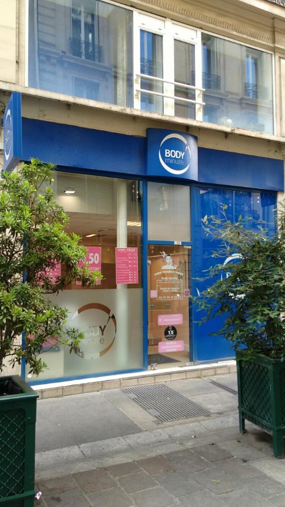 body minute institut de beaut 2 rue fran aise 75001 paris adresse horaire. Black Bedroom Furniture Sets. Home Design Ideas