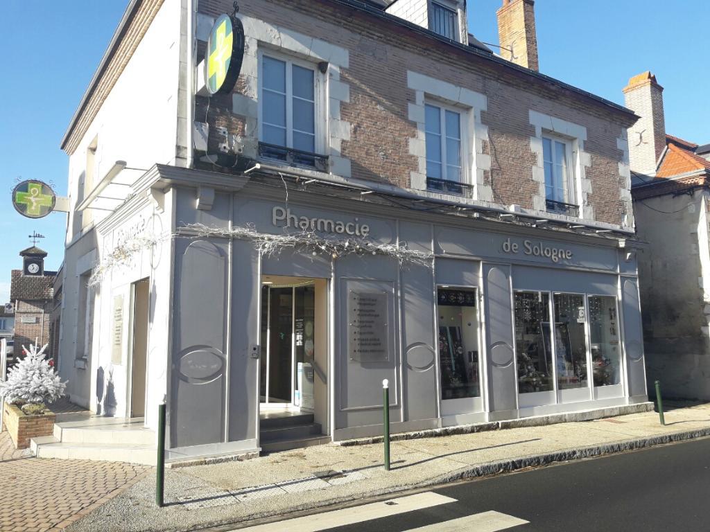 Pharmacie de sologne pharmacie 46 rue g n ral leclerc 45240 la fert saint aubin adresse - Horaire leclerc saint aunes ...