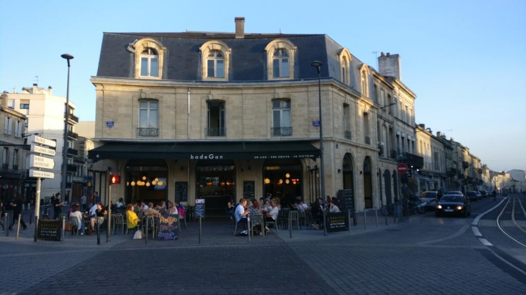 Restaurant Bordeaux Place De La Victoire