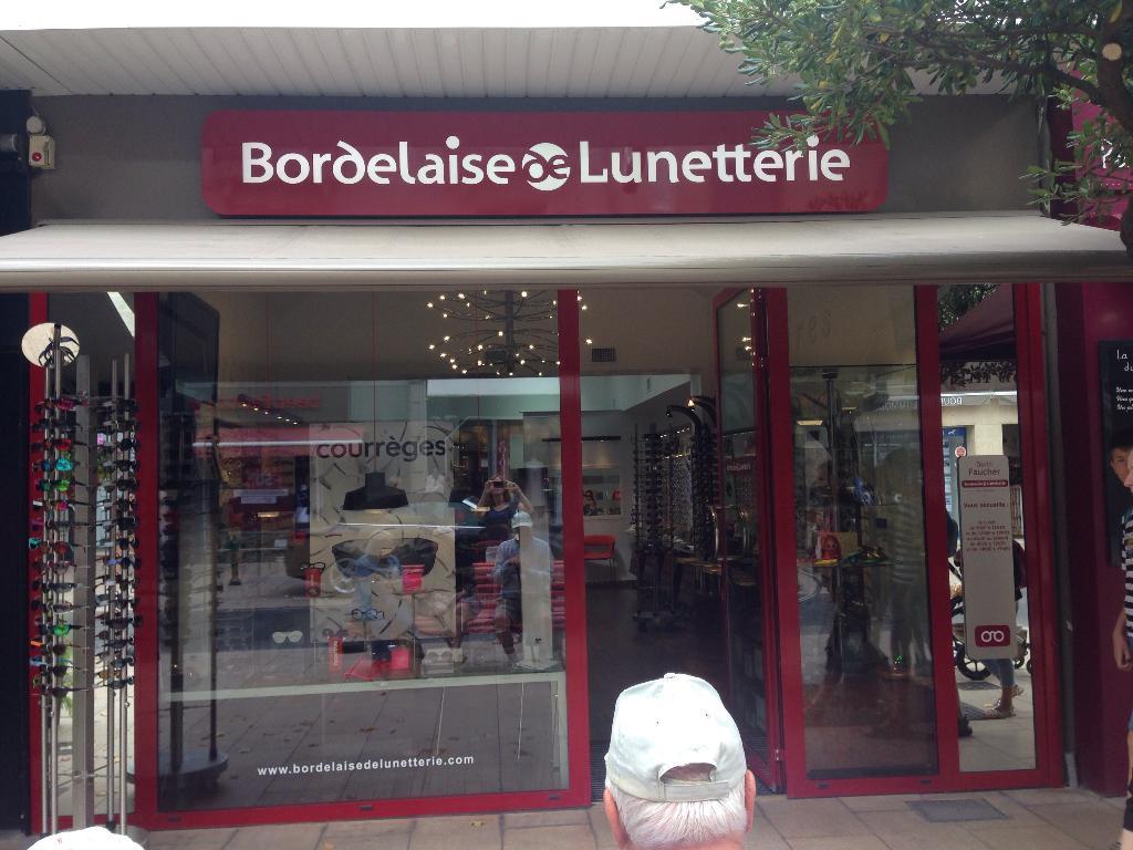 Bordelaise De Lunetterie - Opticien, 31 avenue Gambetta 33120 ... 5d2df004a1e7