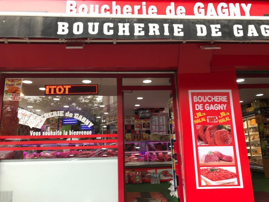 Boucherie de gagny boucherie charcuterie 73 avenue jean for Garage des floralies gagny