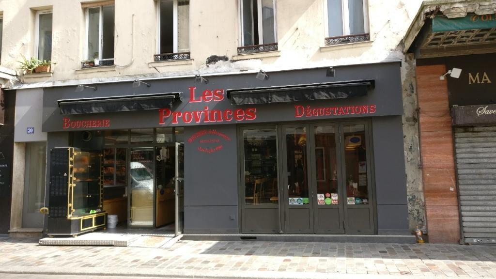 Restaurant Aoc Paris