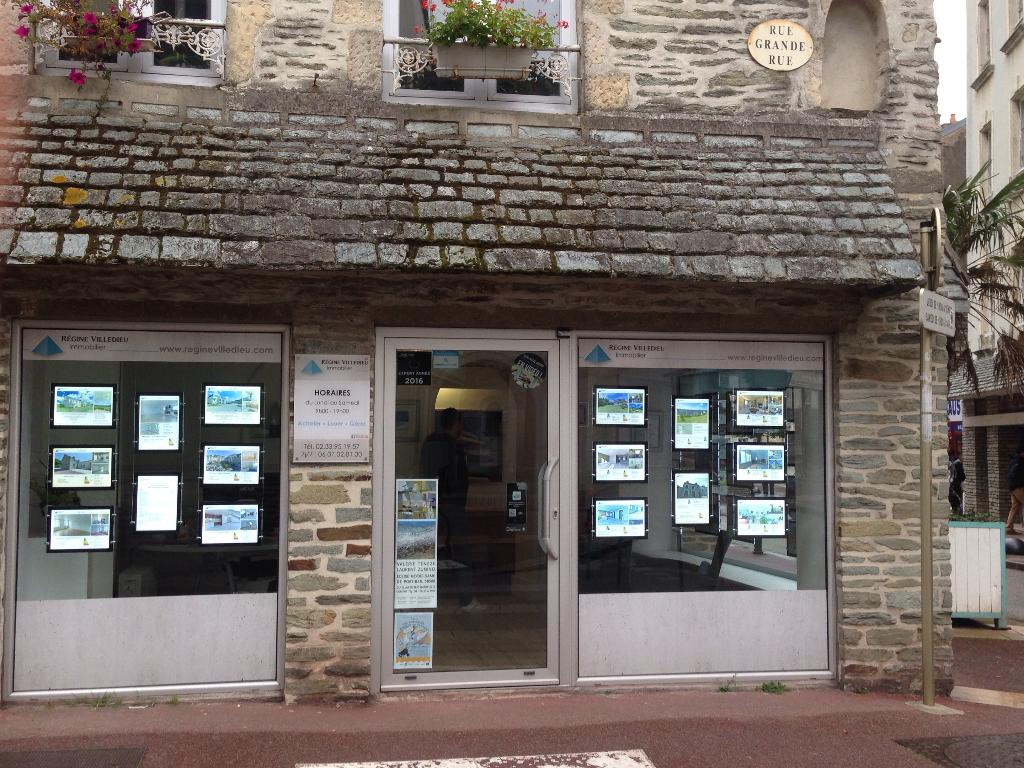 Bouctot immobilier commerces agence immobili re 48 for Agence immobiliere cherbourg