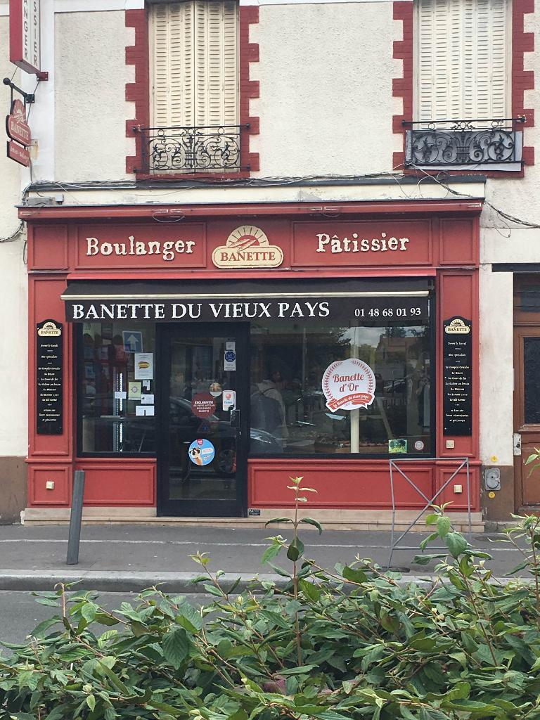 Boulangerie b m boulangerie p tisserie 26 rue jacques duclos 93600 aulnay sous bois adresse - Boulangerie fontenay sous bois ...