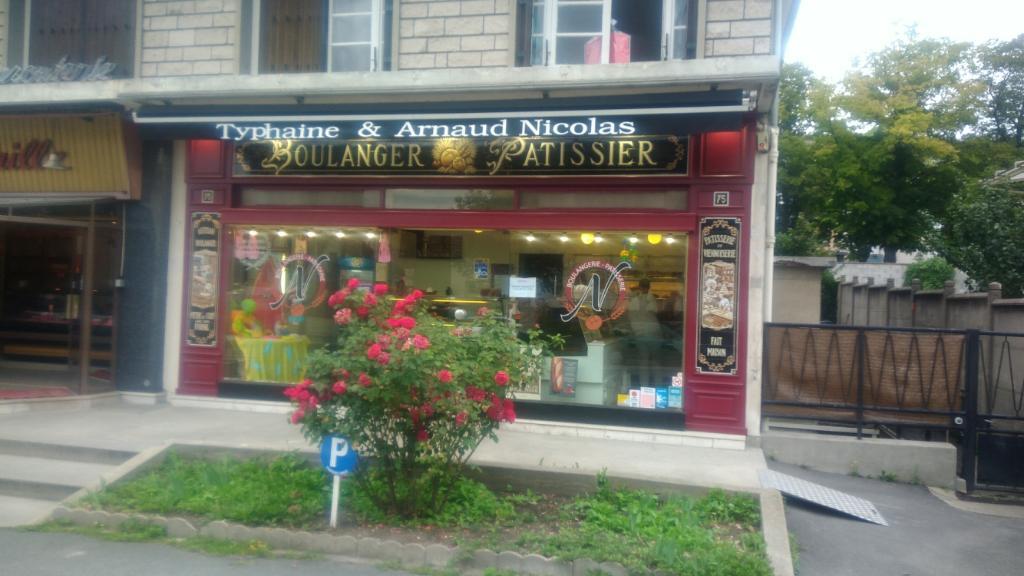 boulangerie nicolas boulangerie p tisserie 75 avenue du 18 juin 1940 92500 rueil malmaison. Black Bedroom Furniture Sets. Home Design Ideas