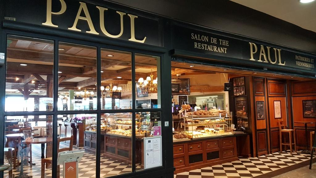 Paul - Restaurant  Quai Perrache 69002 Lyon