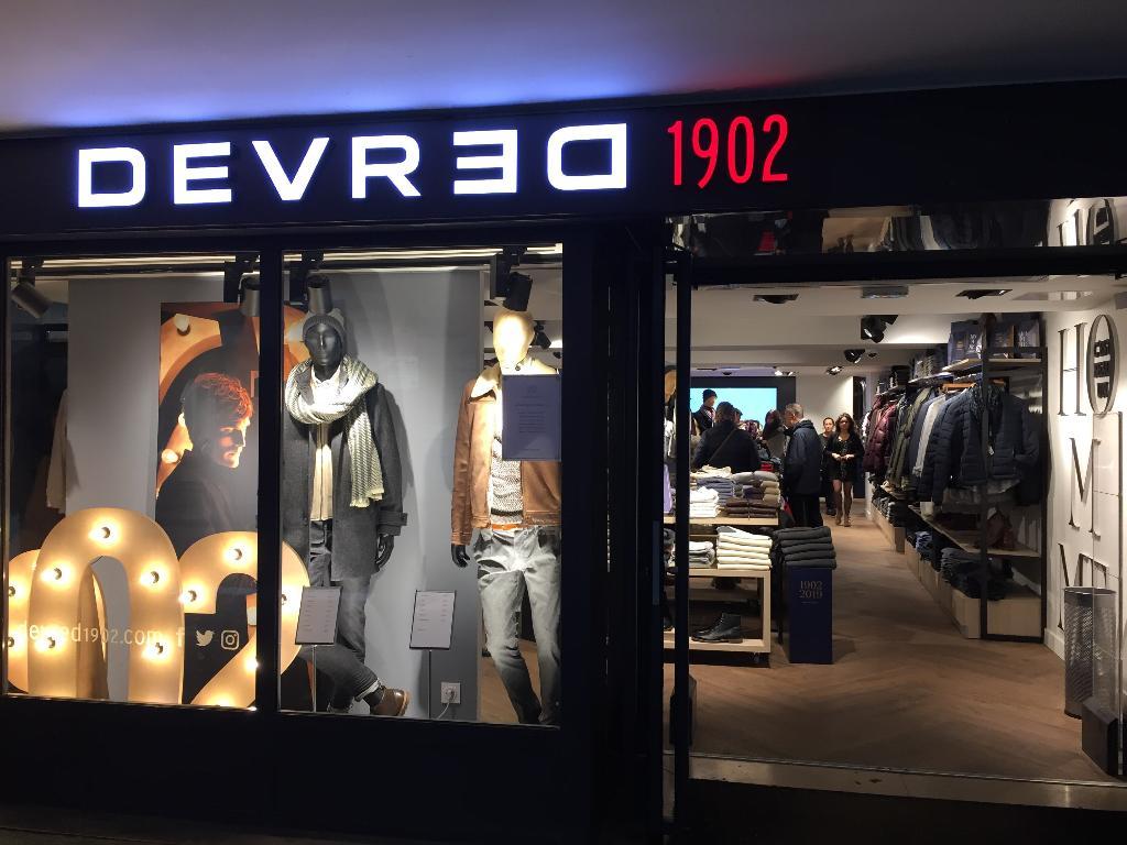 08c3423295ad8 Boutique Devred 1902, 5 r Palais, 17000 La Rochelle - Magasins de ...