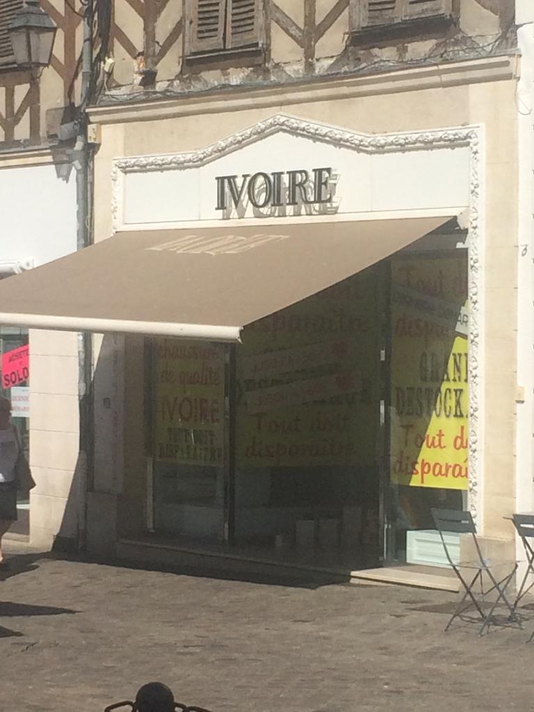 e35e2a1c1a6e3a Boutique Ivoire Auxerre - Magasin de chaussures (adresse, horaires, avis)