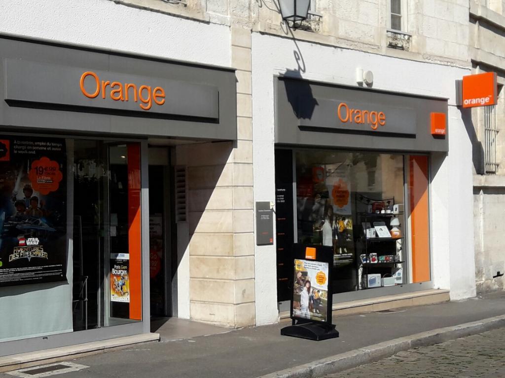 Boutique orange vente de t l phonie 3 rue edouard - Boutique orange bourges ...
