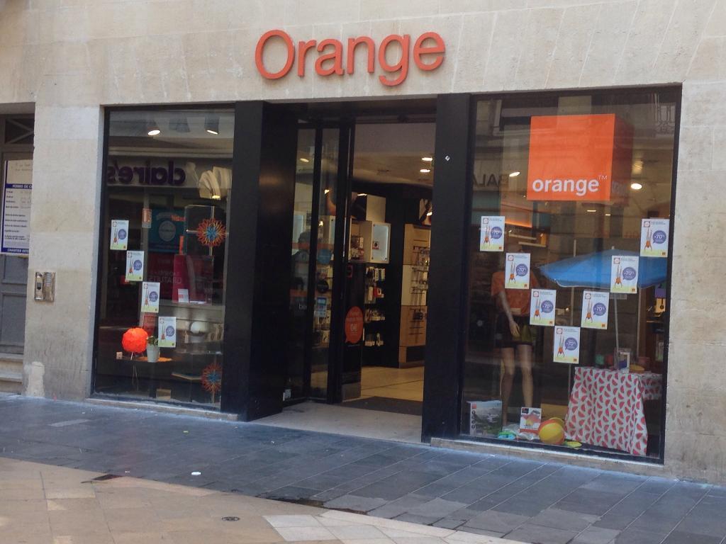 boutique orange vente de t l phonie 93 rue sainte. Black Bedroom Furniture Sets. Home Design Ideas