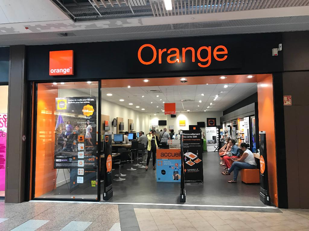 Boutique orange vente de t l phonie avenue des quarante - Boutique orange narbonne ...