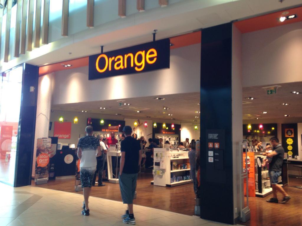 boutique orange vente de t l phonie avenue du mans 72650 la chapelle saint aubin adresse