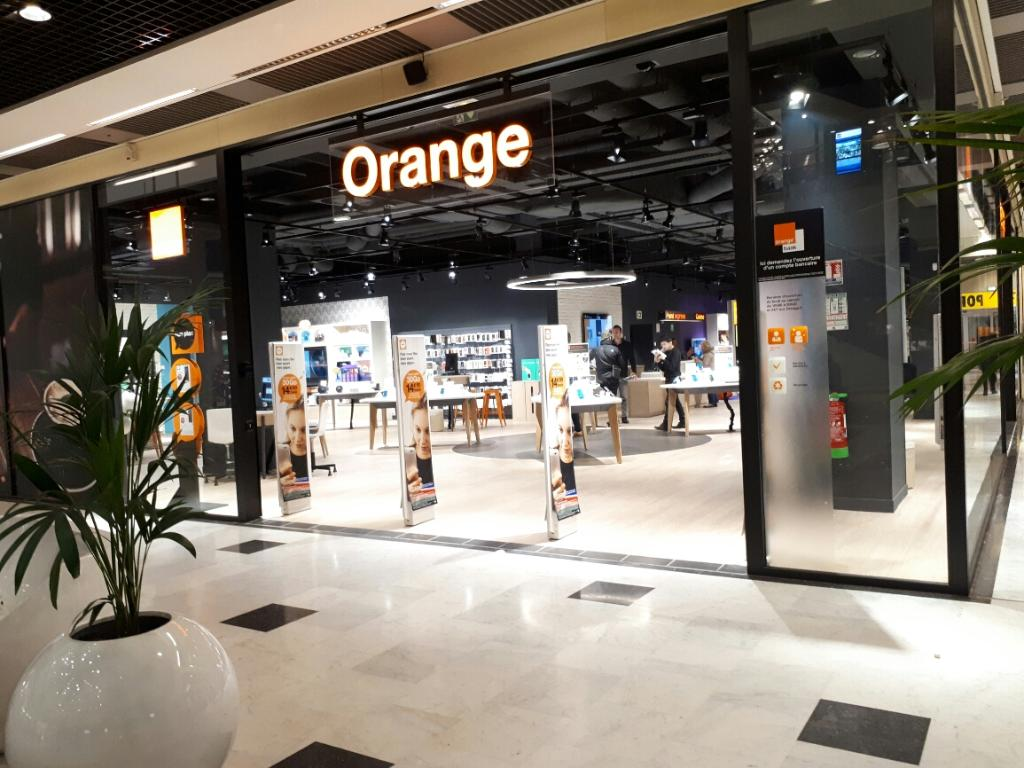 boutique orange vente de t l phonie centre commercial r gional 94000 cr teil adresse horaire. Black Bedroom Furniture Sets. Home Design Ideas