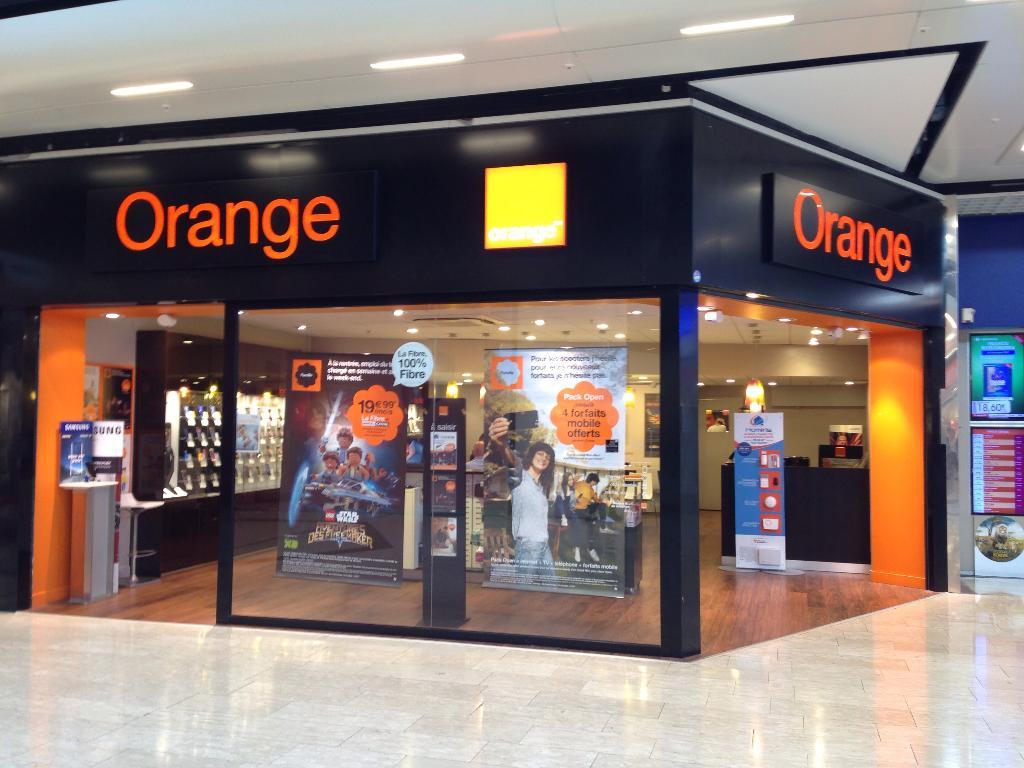 boutique orange vente de t l phonie boulevard du g n ral de gaulle 44000 nantes adresse. Black Bedroom Furniture Sets. Home Design Ideas