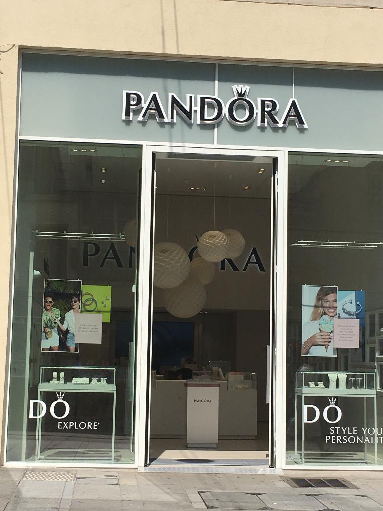 adresse boutique pandora france