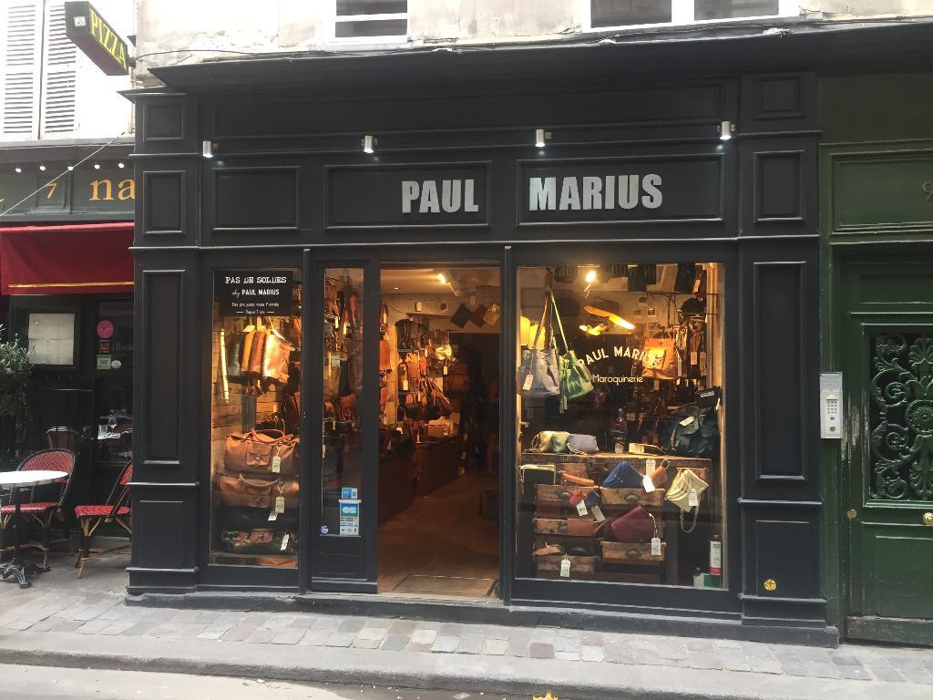 Boutique paul marius accessoires de mode 9 rue des for Un boutique