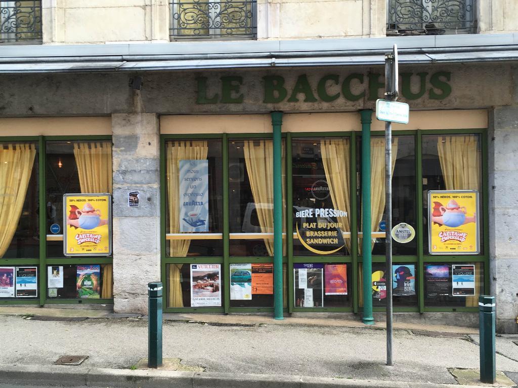 Le bacchus restaurant 78 rue battant 25000 besan on adresse horaire - Restaurant la grange besancon ...