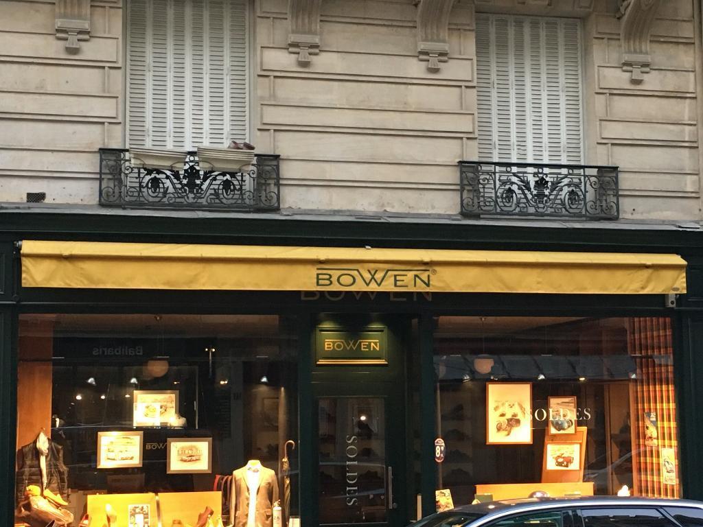 d47dd83acc Bowen, 12 r Marbeuf, 75008 Paris - Magasin de chaussures (adresse, horaires)