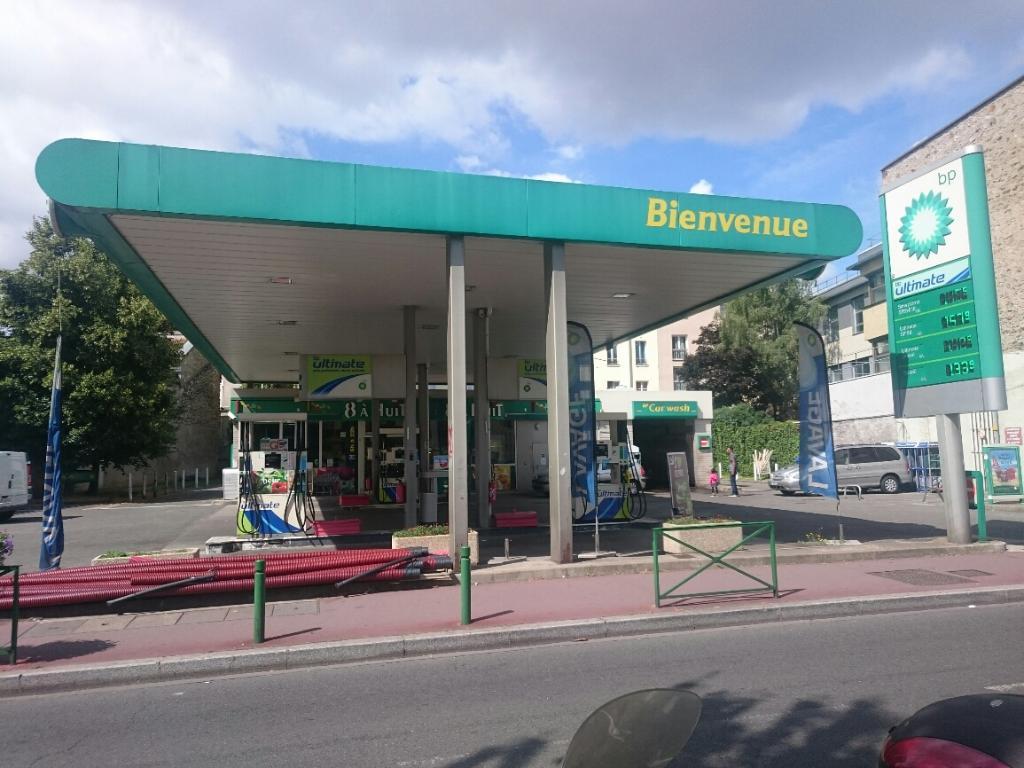 Parking Hotel De Ville Malakoff