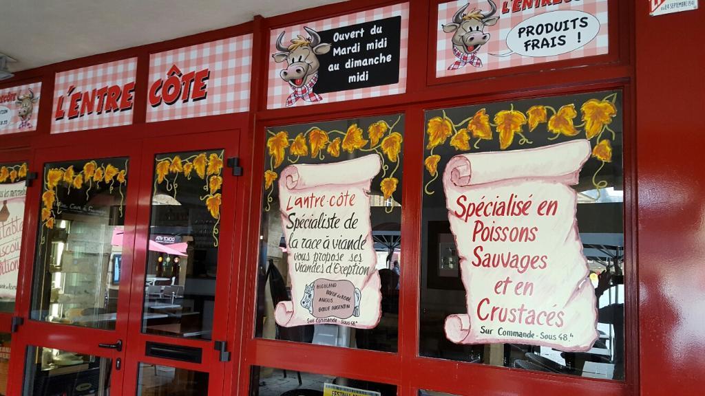 L entre cote restaurant 12 place ducale 08000 charleville m zi res adresse horaire - Buffalo grill charleville mezieres ...